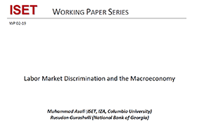 Labor Market Discrimination and the Macroeconomy