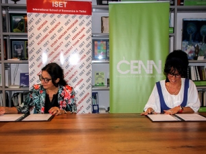 ISET signs Memorandum of Understanding with CENN