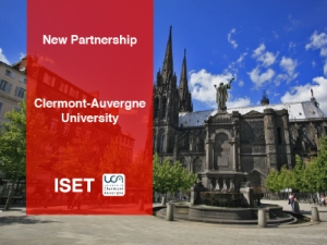 ISET signs exchange agreement with top French university